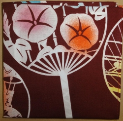 Japanese Kerchief Fans - Click for more info