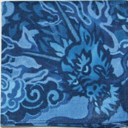 Japanese Kerchief Dragon - Click for more info