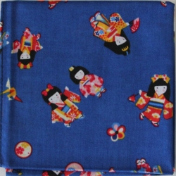 Japanese Kerchief Girls - Click for more info
