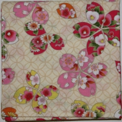 Japanese Kerchief Floral - Click for more info