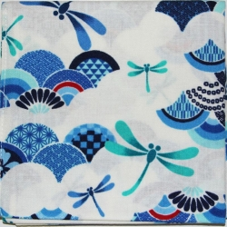 Japanese Kerchief Dragonflies - Click for more info
