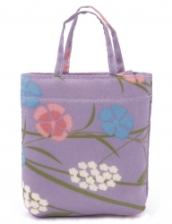 Spring Purple (M) Eco Bag - Click for more info