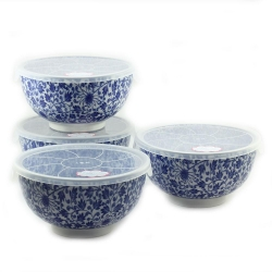 Kara Bana 16cm LID Bowl (4) - Click for more info