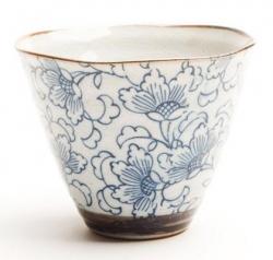 White Kusa Cone Cup