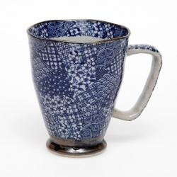 Quilt Large Mug