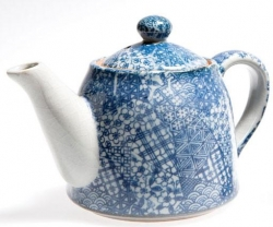 Quilt Teapot - Click for more info