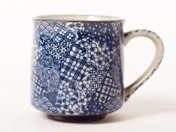 Quilt Tea Mug