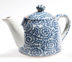 Spiral Teapot - Click for more info