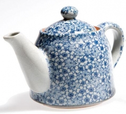 Maple Blossom Teapot