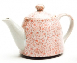 Maple RED Teapot - Click for more info