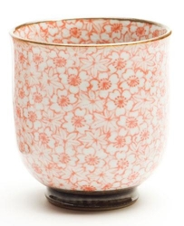 Maple RED Straight Cup
