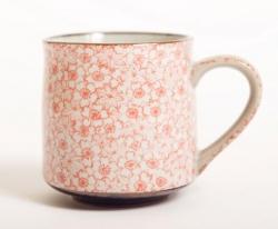 Maple RED Tea Mug - Click for more info