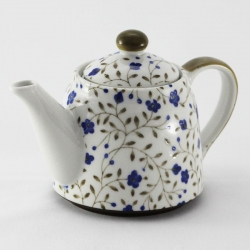 Sachiko Blue Teapot - Click for more info