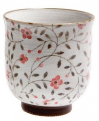 Sachiko Red Straight Cup - Click for more info