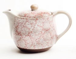 Sunflower Red Teapot (500ml) - Click for more info
