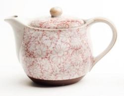 Sunflower Red Teapot