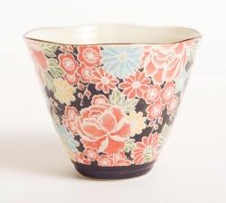 Shiki Yuzen Cone Cup