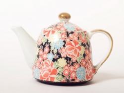 Shiki Yuzen Teapot - Click for more info