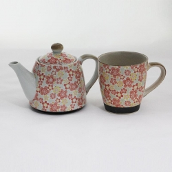 Koharu TEA MUG T for 1 - Click for more info