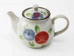 Iroe Tsubaki Teapot - Click for more info