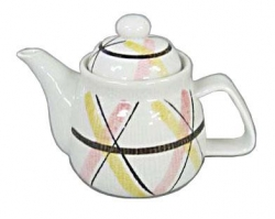 Koshi Cross Teapot