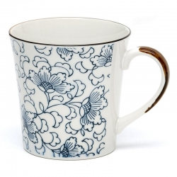LF White Kusa Tea Mug