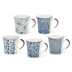 LF Antique Kusa Tea Mug