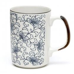 LF White Kusa Large Mug - Click for more info