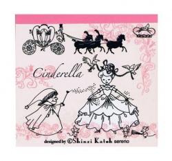 Cinderella Memo Pad