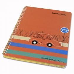 Driving B5 Notebook