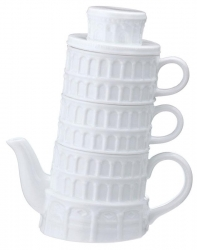 Pisa Tea for Two Set - Click for more info