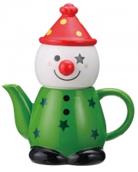 Clown Tea for One Set - Click for more info