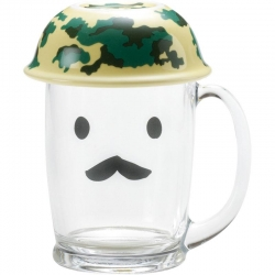 Army Glass Mug - Click for more info