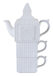 Big Ben Tea for Two Set - Click for more info