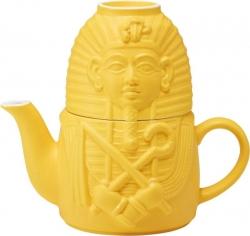 Tutankhamen Tea for One Set
