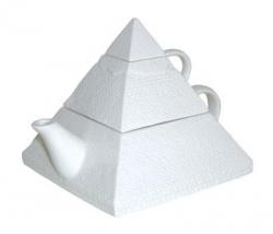Pyramid Tea for One Set