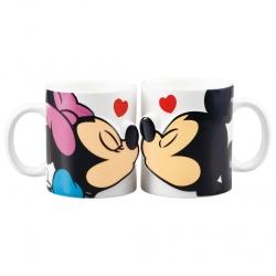 Pair Mugs Mickey and Minnie