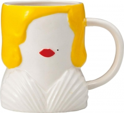 Marilyn Super Star Mug - Click for more info