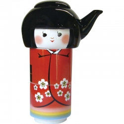Kokeshi Doll Tea for Two Set - Click for more info