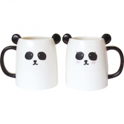 Panda Pair Mugs - Click for more info