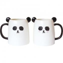 Panda Pair Mugs