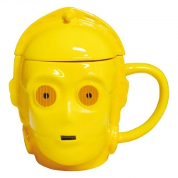 C-3PO 3D Mug - Click for more info