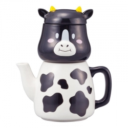 Cow Tea for One Set