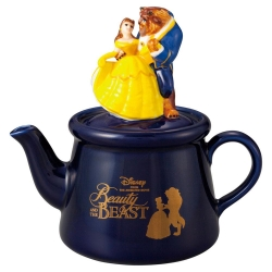 Beauty & the Beast Teapot - Click for more info
