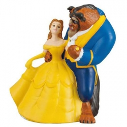 Belle & Beast Money Box
