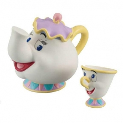 Mrs Potts & Chip Money Box