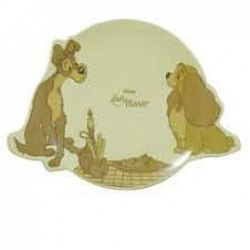 Lady & the Tramp Pasta Plate