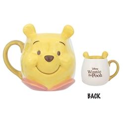Pooh Face Mug