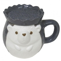 Hedgehog Ginger Tea Mug