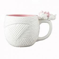 Marie Wool Ball Mug